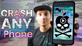 This Video Will Crash Any Iphone