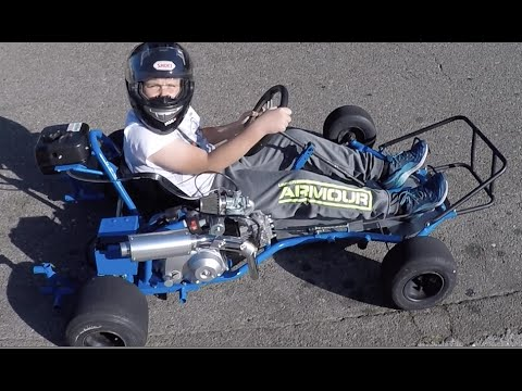 125CC GO KART PROJECT