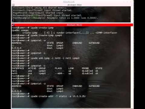 Solaris 11 IPMP Settings