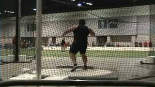 Let It Fly Shot Put Discus Hammer Weight Throw