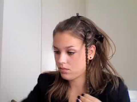 How to make a braided headband?