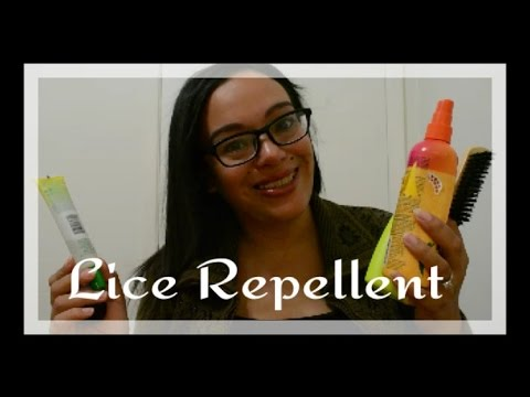 DIY AT HOME LICE REPELLENT
