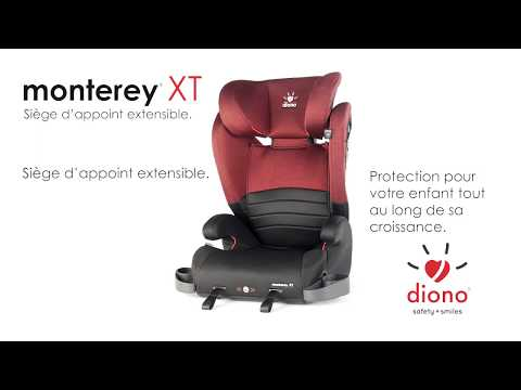 Diono Monterey XT Expandable Booster - Canadian French