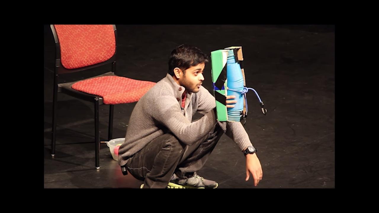 Sitting: The Silent Addiction | Pritam Poddar | TEDxRIT