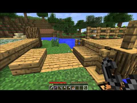 Splash Plays Minecraft Ep.2 Tooooo The Nether