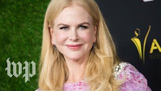 Nicole Kidman says marriage to Tom Cruise offered