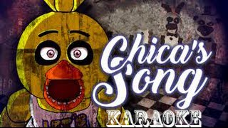 Chica Song Karaoke con letra By iTownGameplay