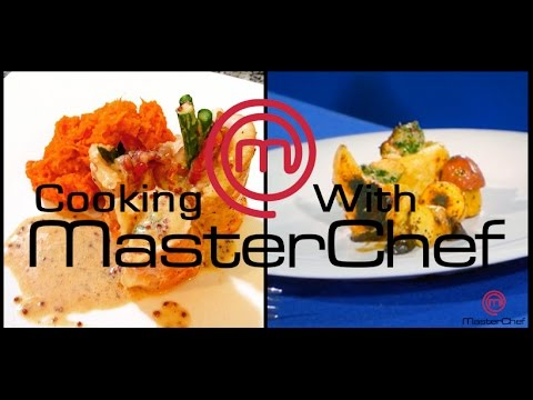 Cooking w/ Masterchef - Chicken Roulade