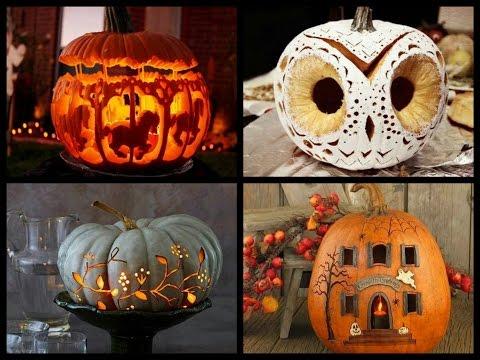Best Halloween Pumpkin Carving Ideas