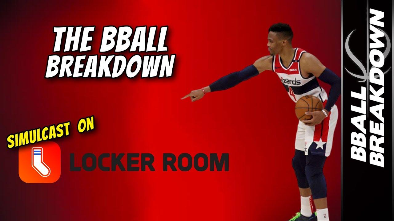 The NBA Locker Room LIVE SHOW   Bucks Overwhelm Heat