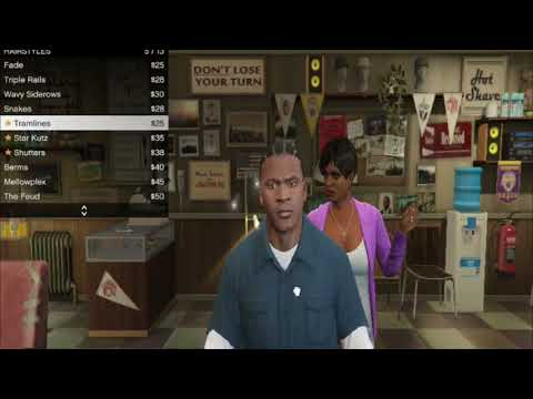 Hairstyles And Beards   Grand Theft Auto 5
