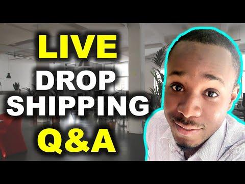 🔴 Live Q/A, Dropshipping Summer 2018 & More!