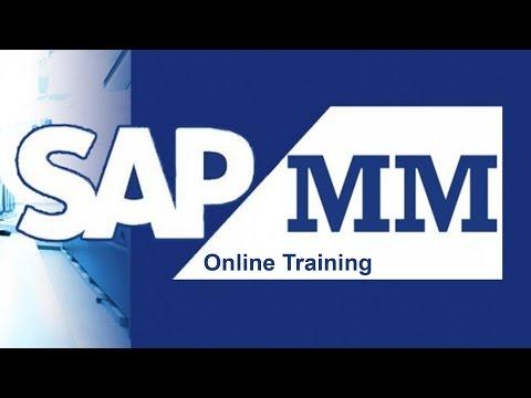 SAP MM CIN Training VIDEO  | SAP MATERIAL MANAGEMENT ONLINE COURSE