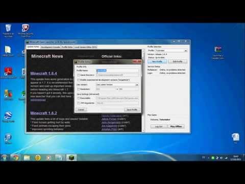 Descargar Launcher Minecraft 1 5 2 y  1 6 2