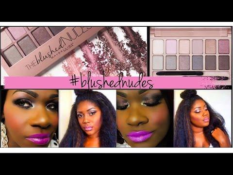 #blushednudes| collab w/GlamShae