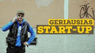 GERIAUSIAS START-UP