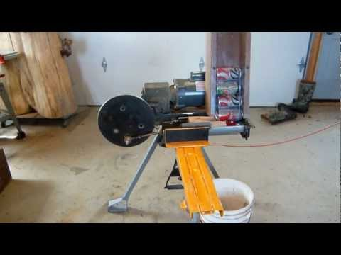 Electric can crusher