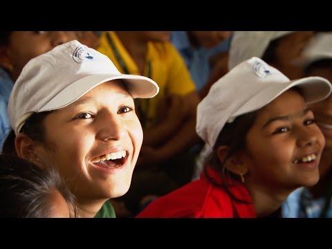 Schools Go Green in Gujarat, India