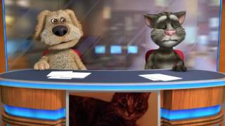 Talking Tom & Ben News Episode 3