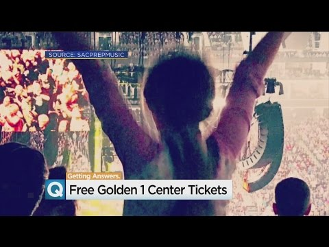 How To Get The City Of Sacramento's Free Golden 1 Center Luxury Suite Tickets
