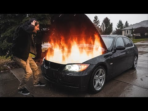 WILL YOUR BMW CATCH FIRE?! Here's How to Check!