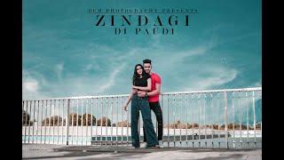 Zindagi Di Paudi Song: Millind Gaba | | Jannat Zubair | By RCM Photography