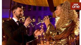 Calum Scott and Leona Lewis duet