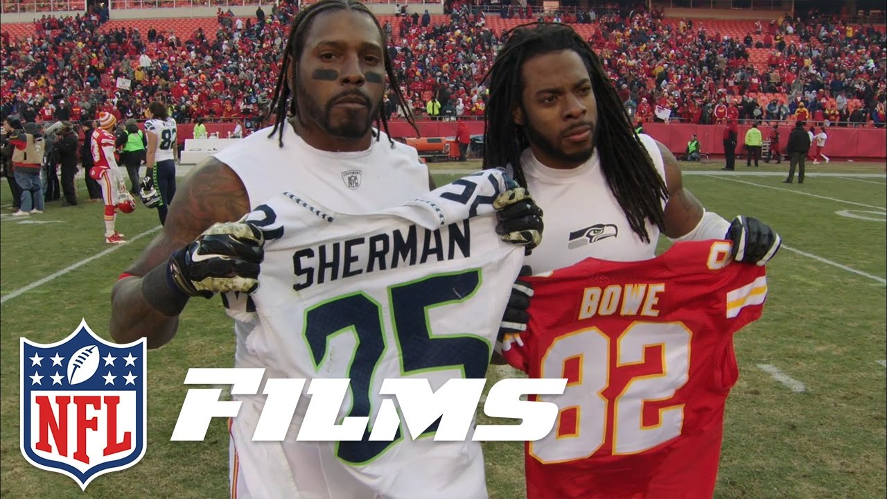 Why Do Players Swap Jerseys? | NFL Films Presents