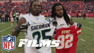 Why Do Players Swap Jerseys? | NFL Films Presents