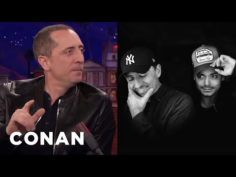 Gad Elmaleh Doesn't Understand Baseball  - CONAN on TBS