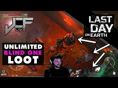 UNLIMITED BLIND ONE LOOT and new Weapon Stand in Last Day on Earth (Live Event)