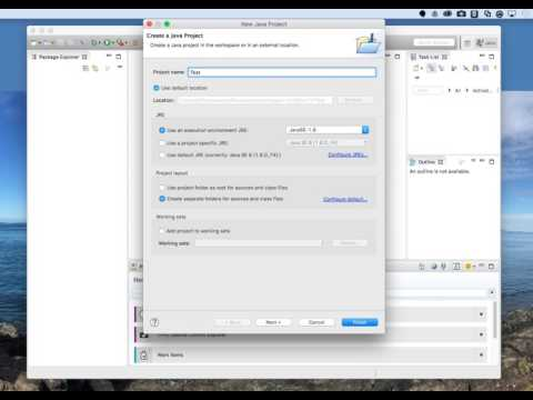 How to Install TFS & Link Eclipse to TFS