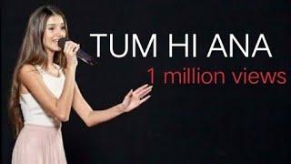 Tara Sutaria is Singing TUM HI AANA in Kapil Sharma Show
