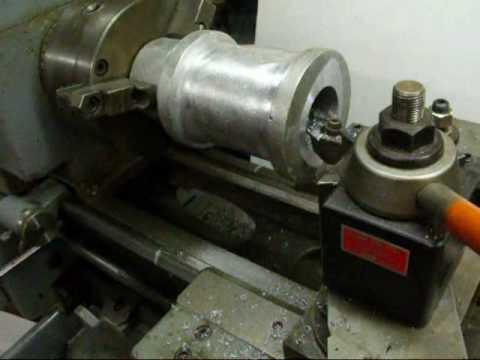 BUILDING A MODEL STEAM ENGINE part 1 tubalcain