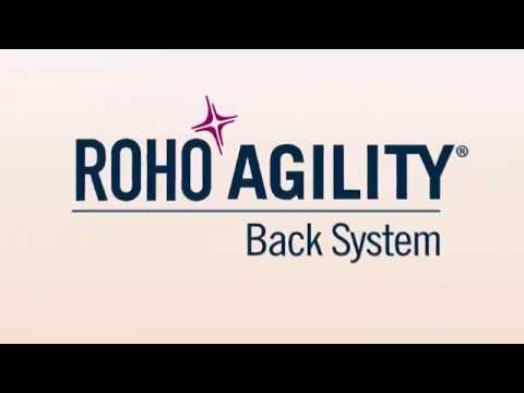 ROHO Agility Quick Release Wheelchair Installation