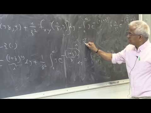Pillai: One Function of Two Random Variables Z= max (,) / min(,) (Part 6 of 6)