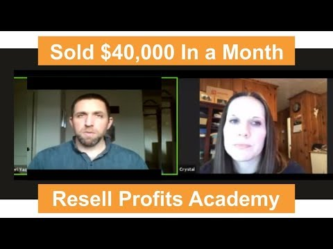 Struggling To Pay Bills Then Sells $40,000 Per Month on Amazon Part Time