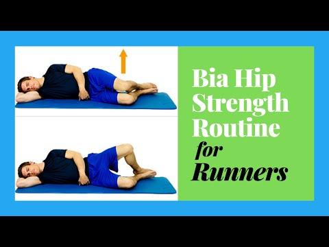 Hip Strengthening Exercises for Runners