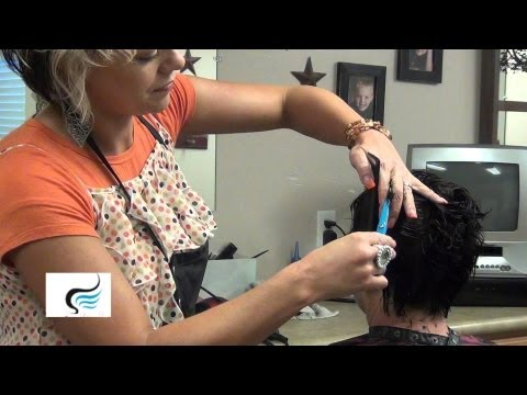 How To Style (Short Hairstyles)  For Short Women Hair Tutorial