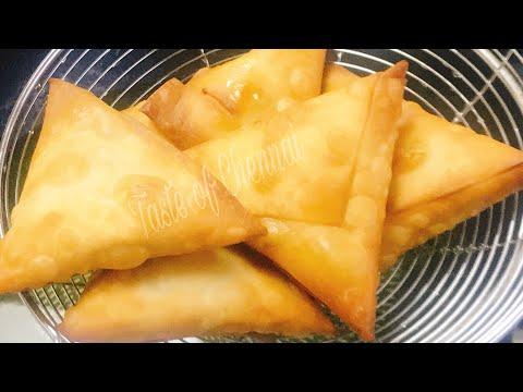 Keema Samosa | Ramadan Recipes | Kari Samosa | Mutton Samosa in Tamil