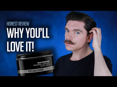 A Pomade I Like!? | Redken Brews Wax Pomade Review