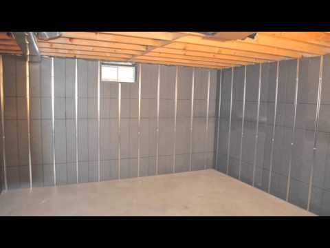 Basement to Beautiful Insulation Panels: Energy-Efficient & Built to Last | Total Basement Finishing
