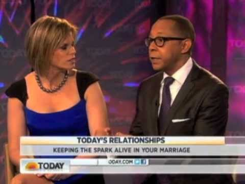 Keeping the Spark Alive in Your Marriage, Dr. Elizabeth Lombardo on the Today Show with Al Roker
