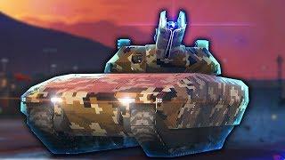 BEST New Tank In GTA V