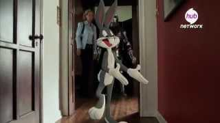 """June Movie Short - """"Looney Tunes Back In Action"""" (Promo) - Hub Network"""