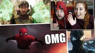 Download SPIDER-MAN FAR FROM HOME FRAGMAN TEPKİSİ Video