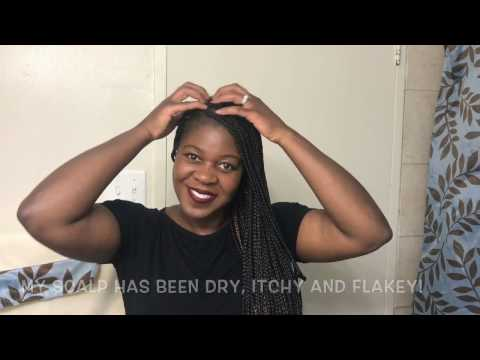 *23* Cleansing Scalp (Braided Hair)