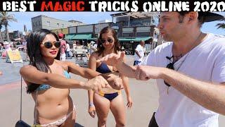 TOP 100 BEST MAGIC TRICKS on Facebook 🔥🔥🔥-Julien Magic