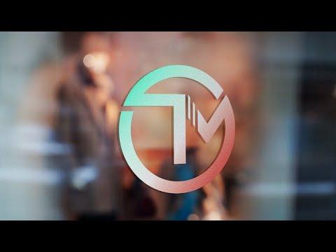 Tm logo design in illustrator