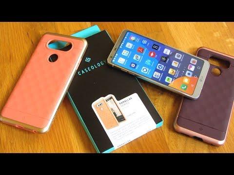 LG G6 - Slim Caseology Parallax Series Case